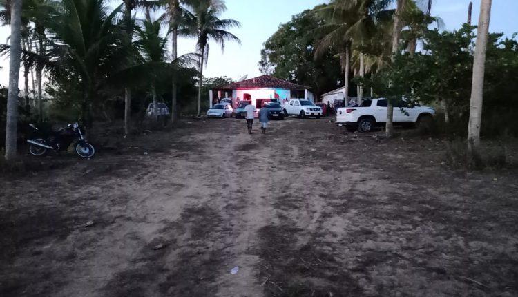 Policia Militar De São Gonçalo Cancela Festa De Paredão No Povoado Do Cristóvão