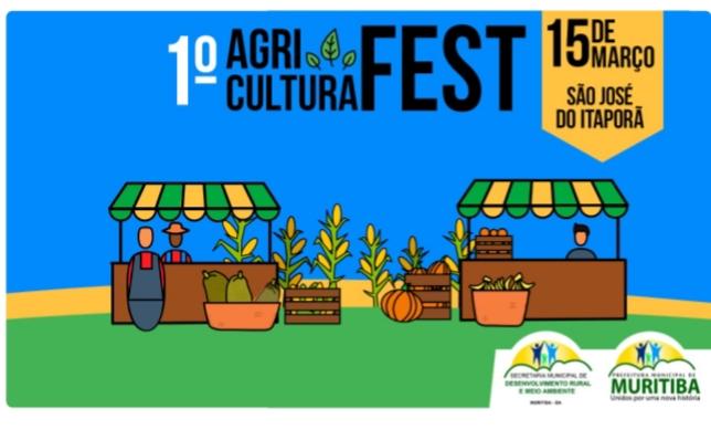 MURITIBA: Atenção para este importante convite da Secretaria Municipal de Desenvolvimento Rural e Meio Ambiente