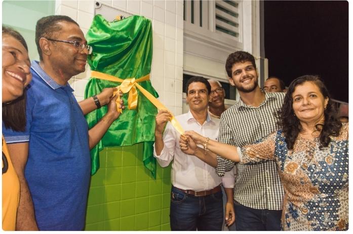 MURITIBA: Prefeitura inaugura Policlínica Municipal de São José do Itaporã