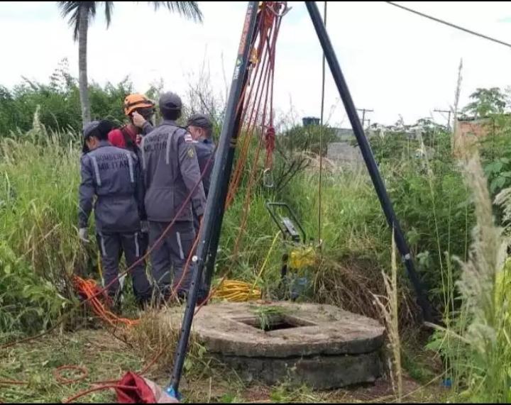 Corpo é encontrado dentro de cisterna em São Gonçalo dos Campos
