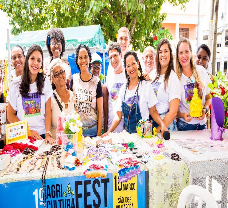 Prefeitura realiza 1° Agricultura Fest em São José do Itaporã