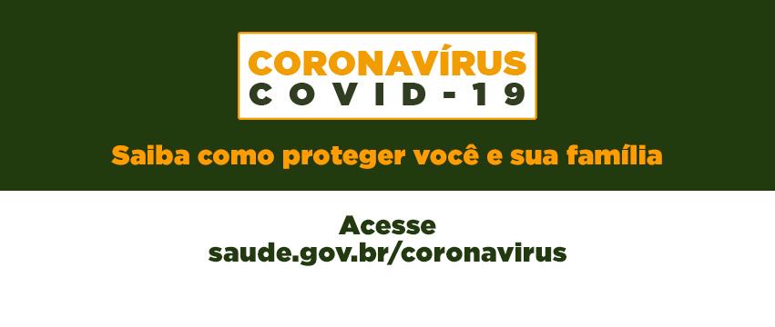 CACHOEIRA: Prefeitura Municipal estabelece medidas temporárias de prevenção e controle do Coronavírus (COVID-19