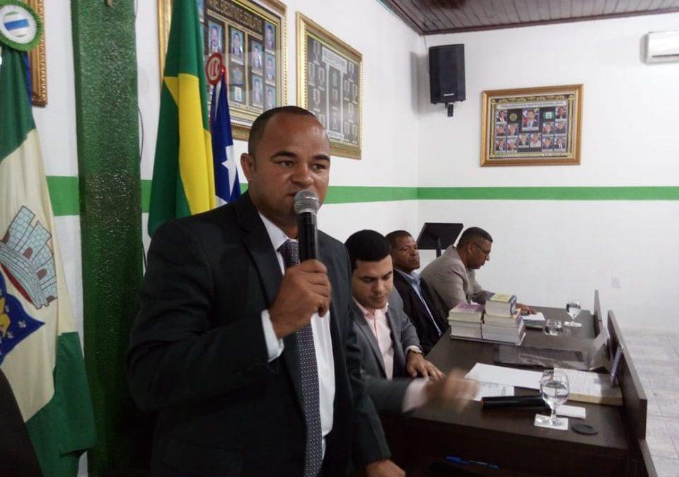 MURITIBA: Presidente da Câmara Bia do Açoigue,emite nota pública rebatendo críticas feitas aos vereadores