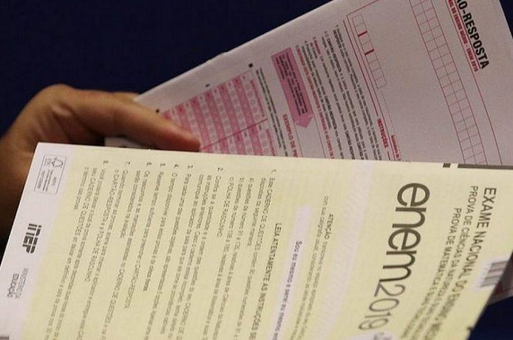 Enem: AGU garante calendário e provas são mantidas para dias 1º e 8 de novembro