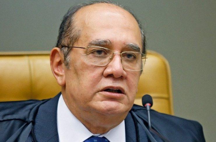 Gilmar Mendes rejeita ação de Eduardo Bolsonaro contra CPI das Fake News