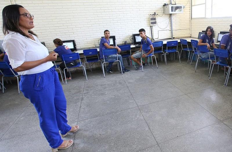 Suspensão das aulas na Bahia é prorrogada até o dia 3 de maio