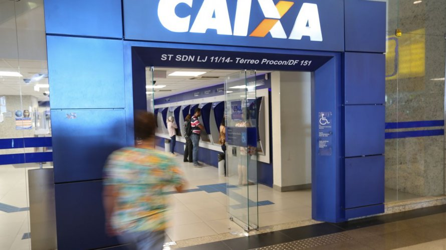 Mais de 1.000 agências da Caixa passam a abrir mais cedo, às 8h