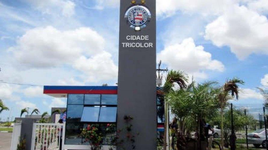 Bahia tem materiais esportivos furtados em invasão à Cidade Tricolor