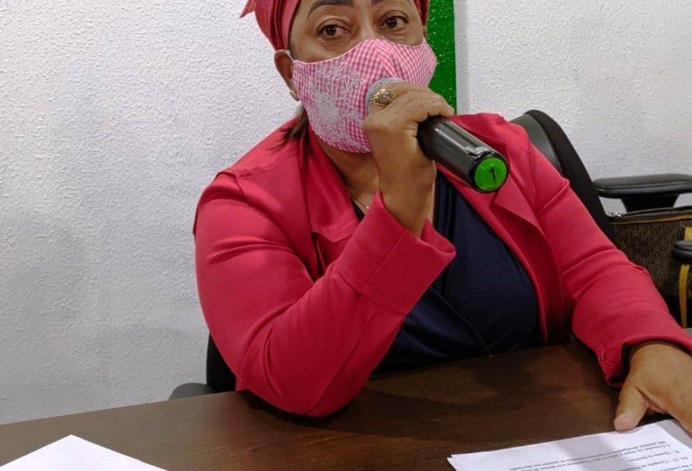 Muritiba: Vereadora Mara pede regularização do Fundo Municipal de Enfrentamento à Pandemia do Coronavírus
