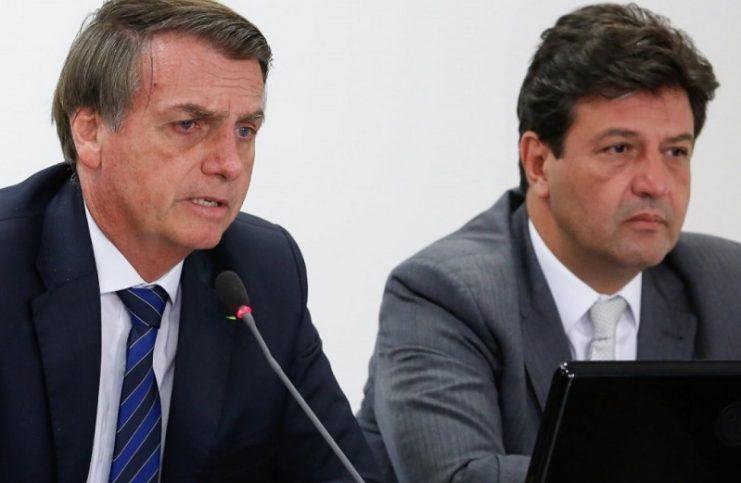 Jair Bolsonaro decide demitir ministro Mandetta, diz jornal