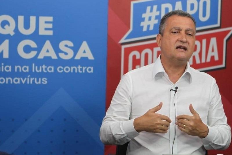 Rui revoga ponto facultativo a servidores públicos da Bahia nesta segunda-feira