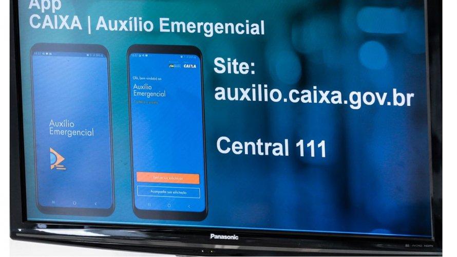 Senado aprova PL que amplia beneficiários do auxílio emergencial