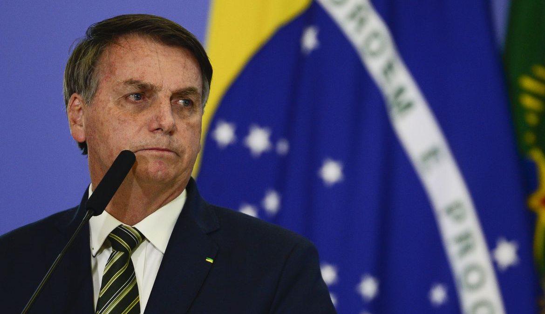 Decisão de Moraes quase causou crise institucional, diz Bolsonaro
