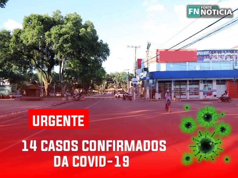 Sobe para 14 número de casos confirmados de coronavírus em Cruz das Almas