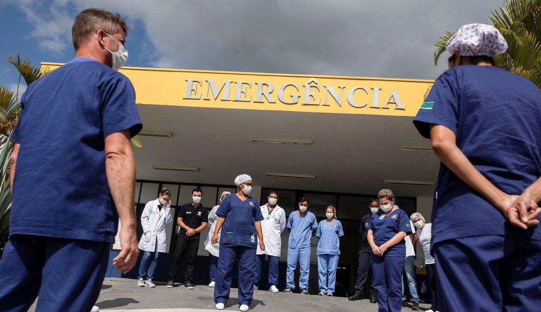 Ministério da Saúde atualiza informações da covid-19 no Brasil