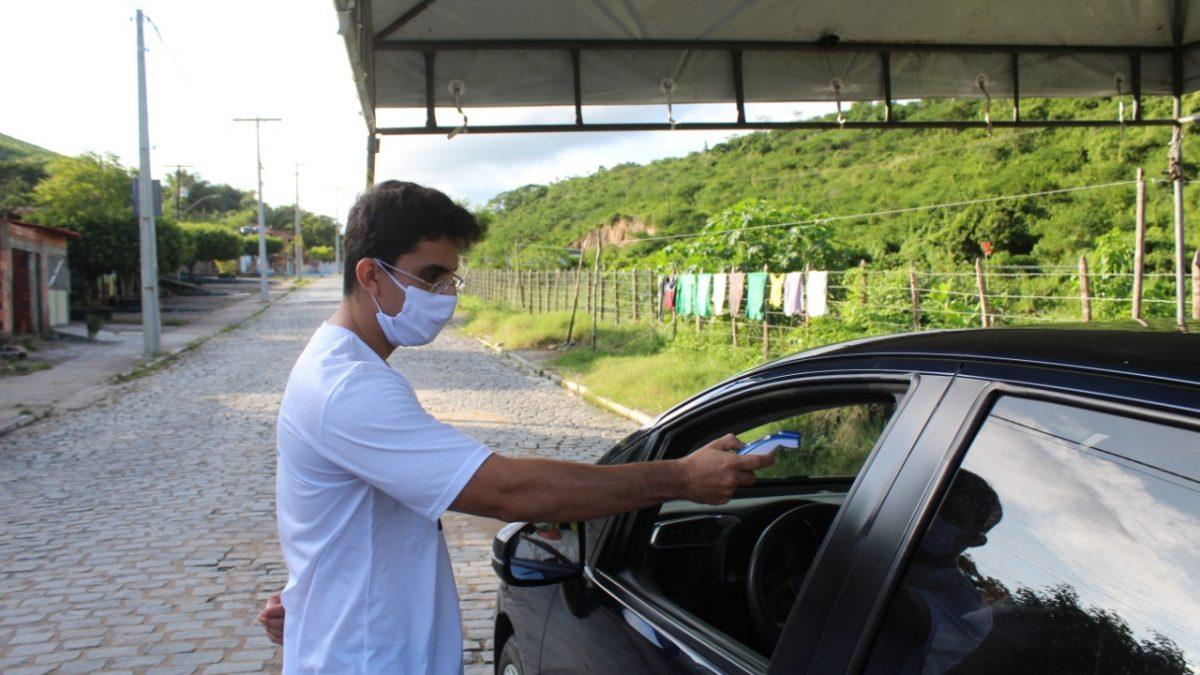 SÃO FÉLIX: Prefeitura segue trabalhando no combate ao coronavírus