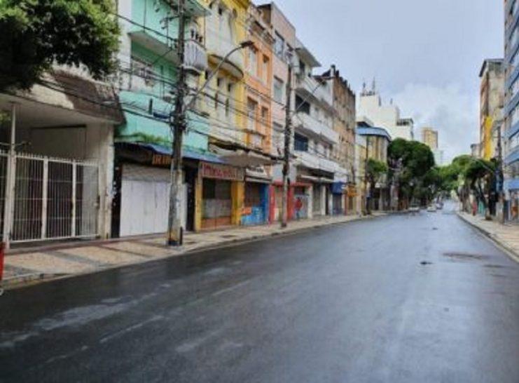 Bahia sobe de 18º para 6º lugar entre estados com maior indicador de isolamento social
