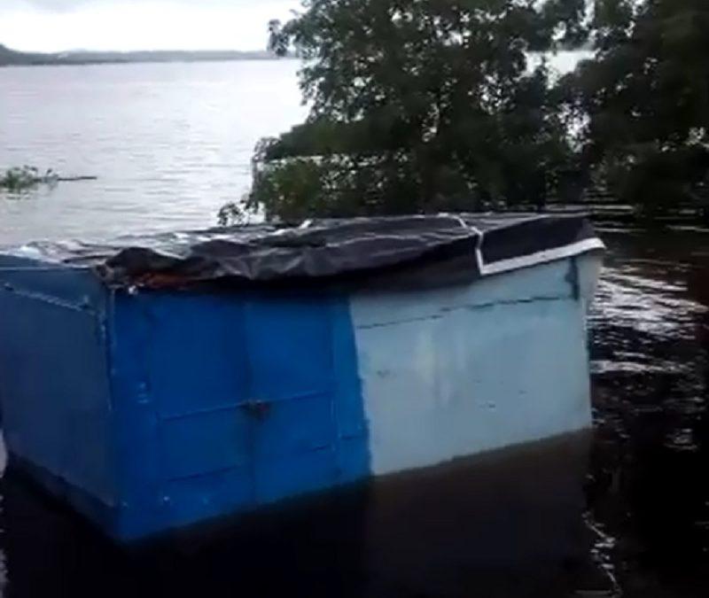 Cab. do Paraguaçu: fechamento das comportas de Pedra do Cavalo causa prejuízos para população
