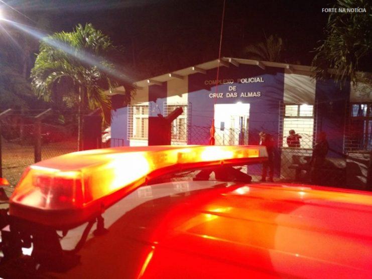 Três homens morrem em confronto armado com policiais militares em Cruz das Almas