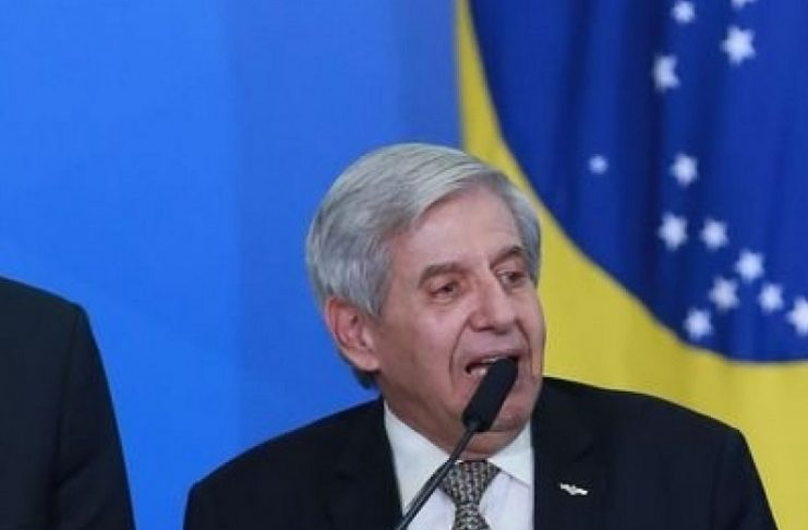 Governo pede silêncio a ministros citados por Moro em depoimento