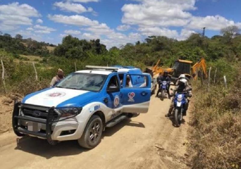 Homem morre no HRSAJ após trocar tiros com a polícia no Cocão, zona rural de SAJ
