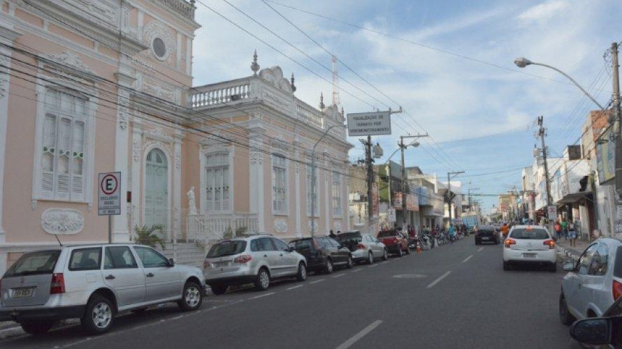 Ruas do centro de Feira de Santana serão interditadas nesta terça-feira (5)