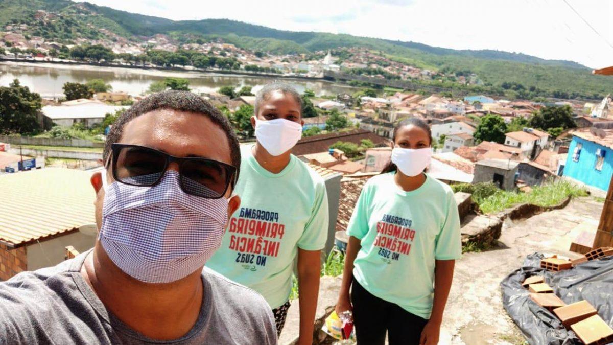 Em tempos de coronavírus, Secretaria de Assistência Social de São Félix desenvolve projeto voltado para famílias com crianças 0 a 3 anos de idade