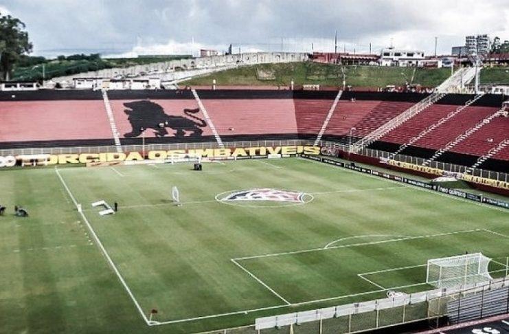 Vitória busca autorização para que jogadores voltem a treinar na Toca do Leão