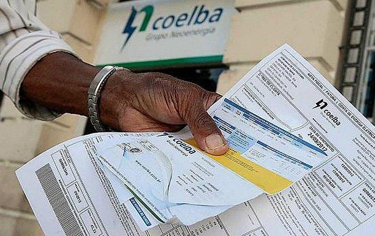 Coelba lança portal para negociação de dívidas; veja como funciona