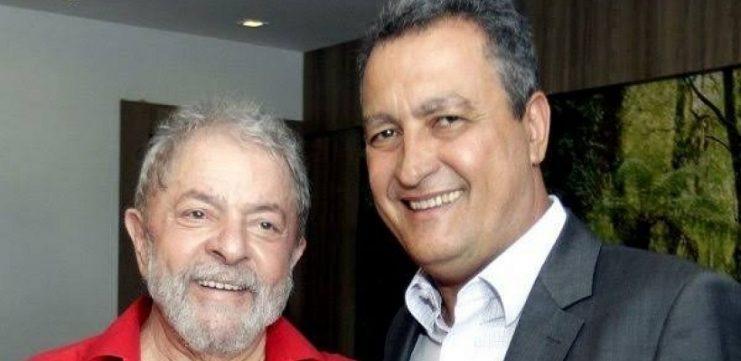 Lula admite que PT pode lançar Rui Costa como candidato à presidência em 2022