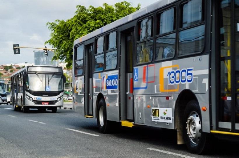 Empresas de ônibus vão demitir 293 rodoviários em Feira de Santana, informa sindicato