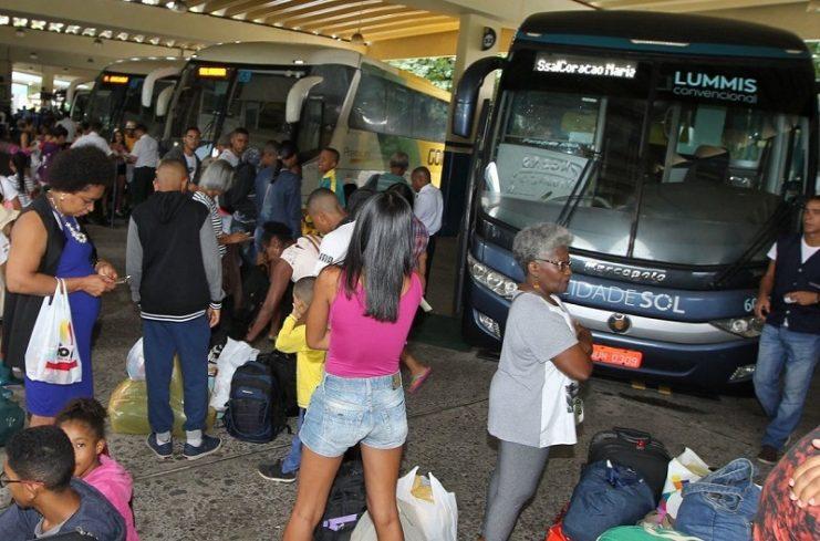 Cabaceiras do Paraguaçu e mais 22 cidades baianas adotam suspensão de transporte intermunicipal