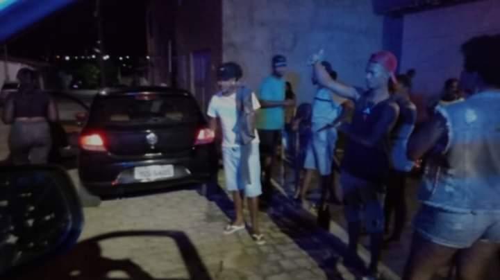 POLÍCIA MILITAR ACABA FESTA NO BAIRRO JOSÉ SARNEY E EM MAIS DUAS LOCALIDADES DE SÃO GONÇALO DOS CAMPOS