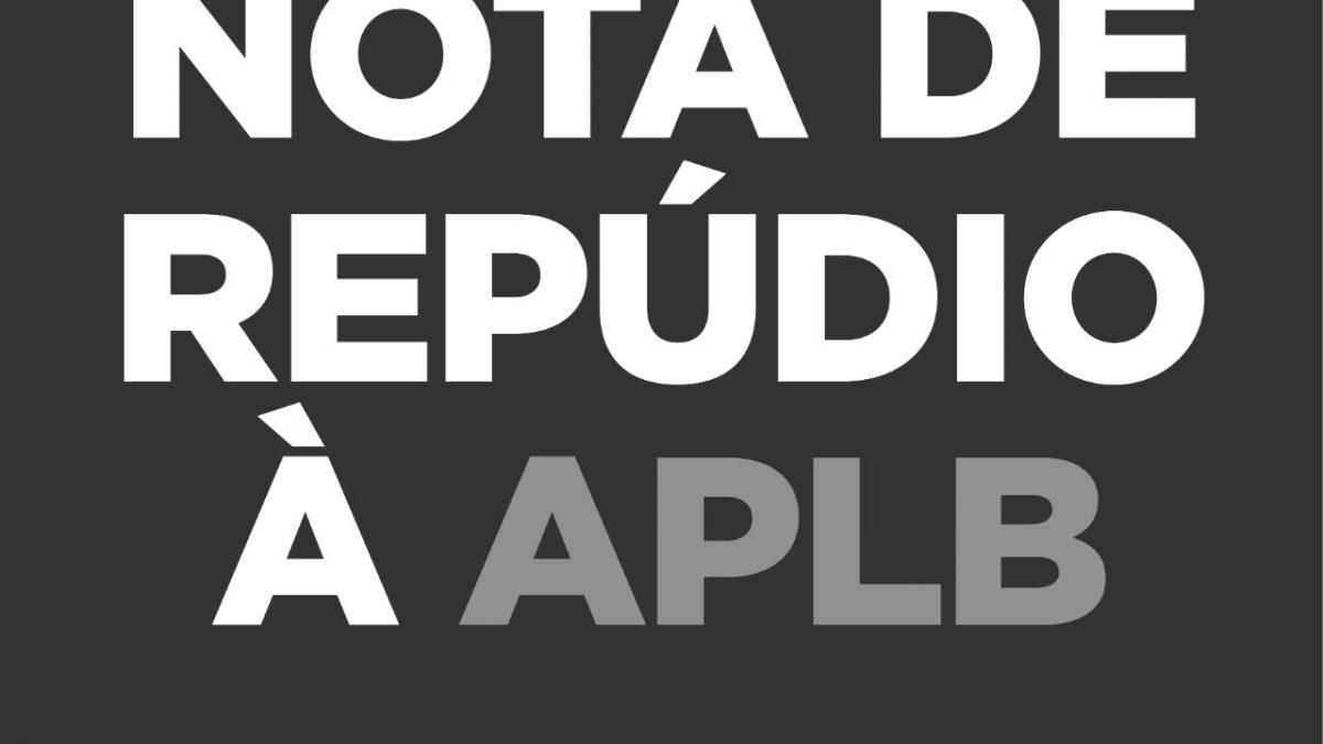 PREFEITO DE CACHOEIRA EMITENOTA DE REPÚDIO
