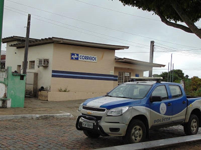 Muritiba: Agência dos Correios é arrombada na madrugada desta segunda-feira