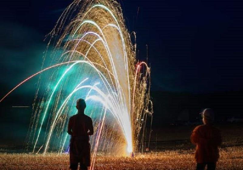 Sesab aponta redução de 54% no número de queimados com fogos de artifício