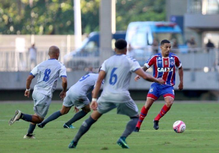 Suspensão de jogos de futebol na Bahia é prorrogada até dia 21