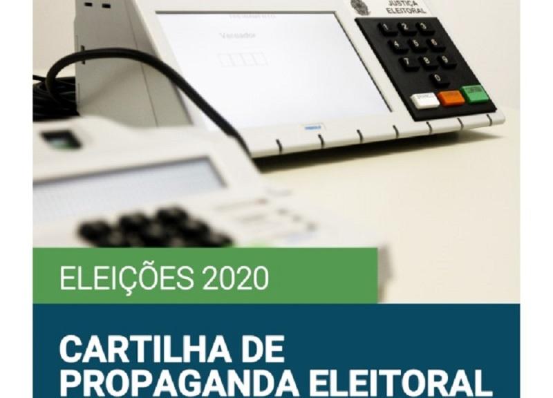 TRE-BA lança Cartilha de Propaganda Eleitoral 2020