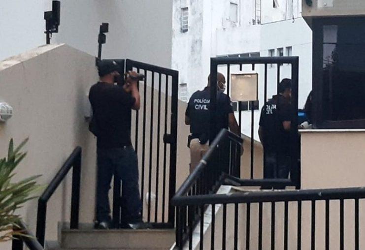 Três são presos em operação da Polícia Civil da Bahia contra empresa que deixou de entregar respiradores a estados do Nordeste