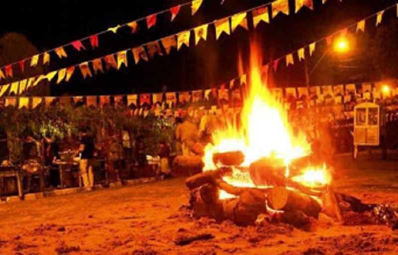 Vendas de fogos de artifício e utilização de fogueiras estão proibidas em Conceição do Almeida