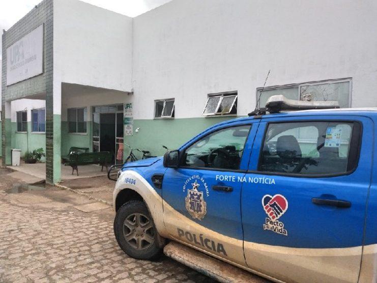 Homem atingido por disparo de arma de fogo morre na UPA de Cruz das Almas