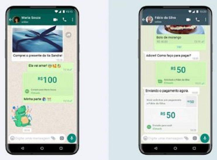 WhatsApp vai permitir enviar e receber dinheiro; saiba como