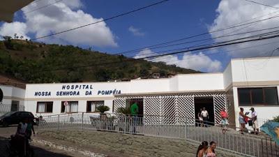 Cachoeira: Paciente vítima da Covid-19 morreu no Hospital da Santa Casa de São Félix