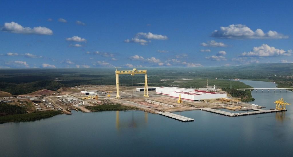 Maragojipe: FMM destina R$ 757 milhões para projetos do setor naval e aprova orçamento para 2021