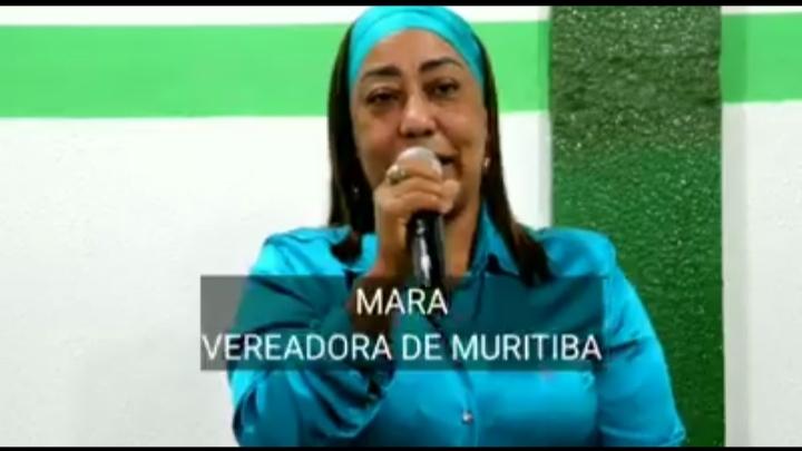 MURITIBA: Deputada federal, Lídice da Mata, atende a um pedido da Vereadora Mara  para ajudar a nossa população de alguma forma, e ela destina R$ 50.000,00 para Município
