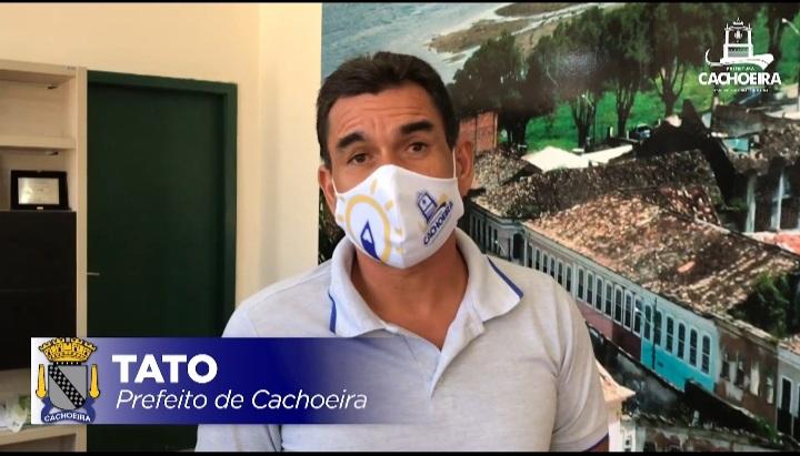 CACHOEIRA: PREFEITURA FAZ REUNIÃO COM COMERCIANTES PARA DISCUTIR SOBRE A RETOMADA DO COMÉRCIO APÓS O LOCKDOWN