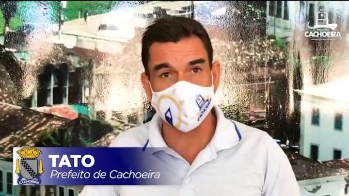 PREFEITURA DE CACHOEIRA FAZ ACORDO DE COOPERAÇÃO COM A SANTA CASA