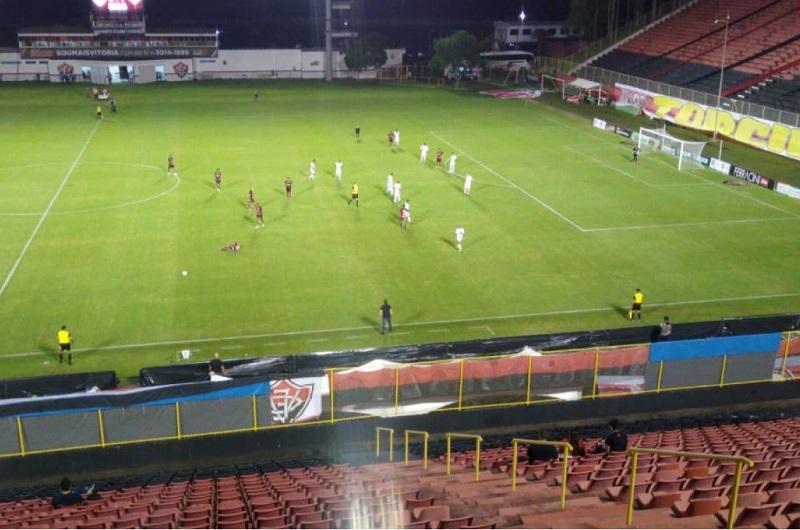 Baianão: Vitória empata com Bahia de Feira nos acréscimos e deixa decisão para última rodada