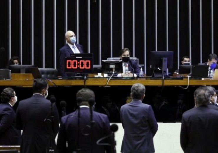 Câmara dos Deputados aprova auxílio emergencial para profissionais do esporte