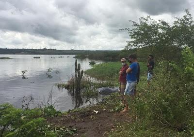 Cab. do Paraguaçu: Encontrado corpo da terceira vítima do naufrágio do Rio Paraguaçu